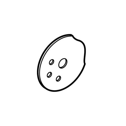 ECHO P003002250 - VALVE CHOKE - Image 1