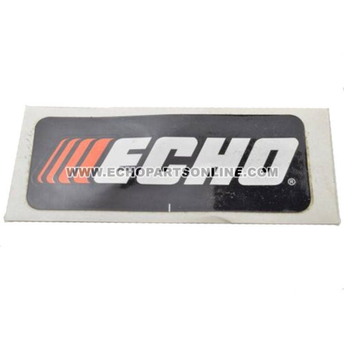 ECHO X502000320 - LABEL ECHO - Image 1