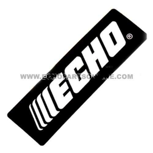 ECHO X502000600 - LABEL ECHO - Image  1