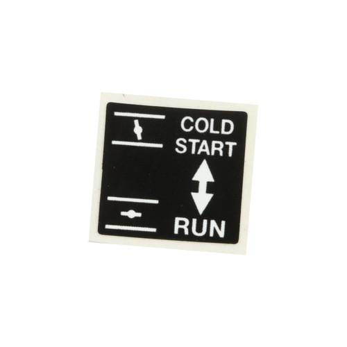 ECHO X506000080 - LABEL CHOKE - Image 1
