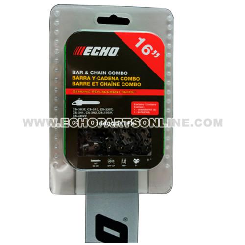 Echo CS-400 Bar 16A0CD3757C packaging view