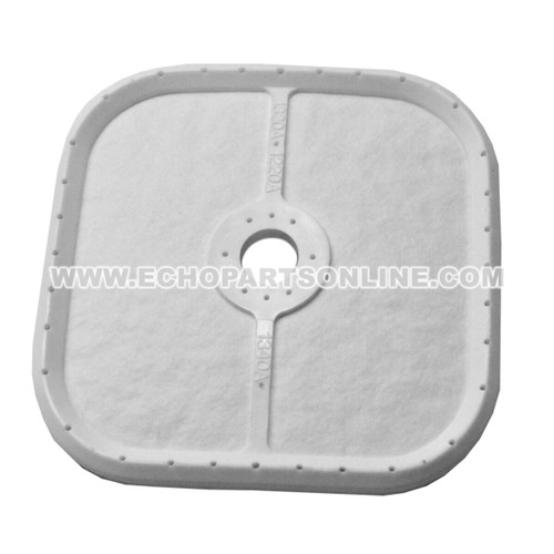 Echo SRM 266T Air Filter A226000473 back view