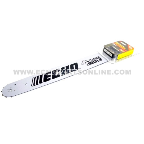 Echo CS-520 Bar and Chain 20F0AD3378C & 20BPX78CQ packaging