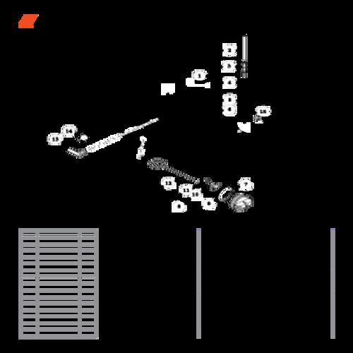CS-490 SN: C34312001001-C34312999999 - Fuel System Parts lookup