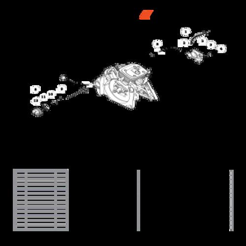 CS-590 SN: C25812001001-C25812999999 - Oil System Parts lookup