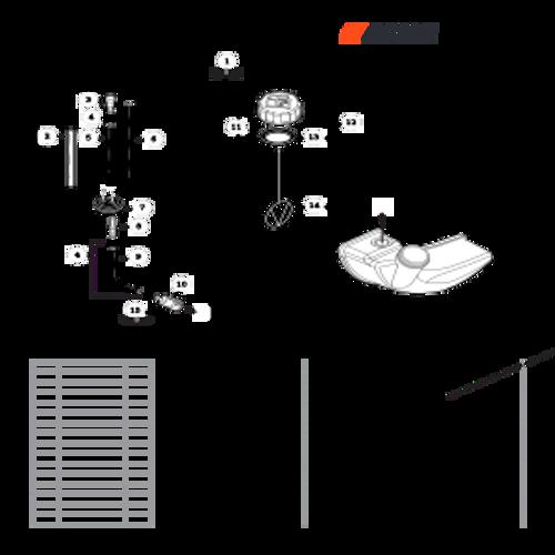 PB-2520 Handheld SN: P46814001001 - P46814999999 - Fuel System Parts lookup