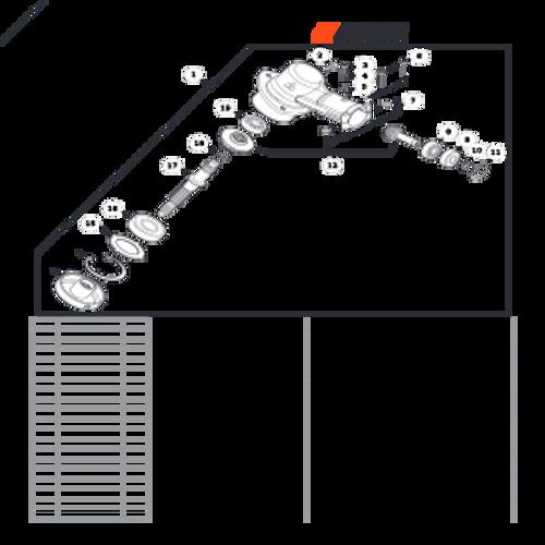 SRM-266 SN: T47514001001 - T47514999999 - Gear Case Parts lookup