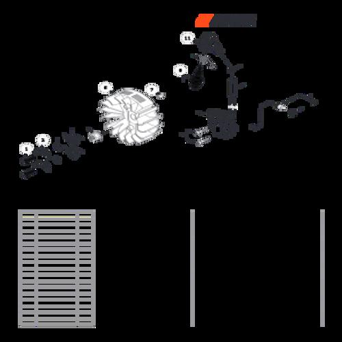 CS-501P SN: C36712001001 - C36712999999 - Ignition, Flywheel Parts lookup