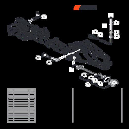 CS-501P SN: C36712001001 - C36712999999 - Fuel System Parts lookup