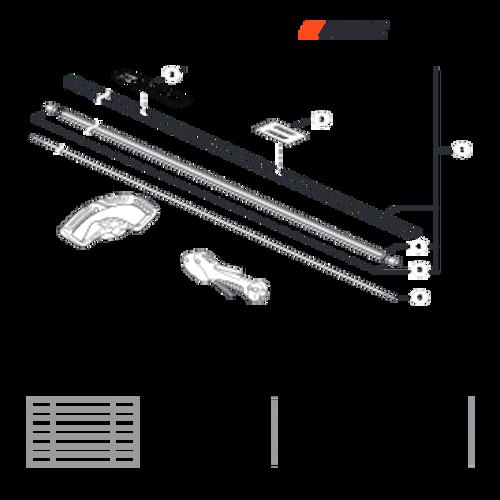 SRM-225 SN: U06012001001 - U06012999999 - Main Pipe Parts lookup