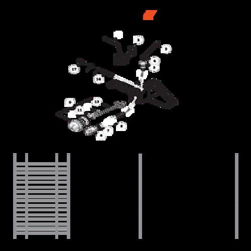 CS-680 SN: C03203001001 - C03203999999 - Fuel System Parts lookup