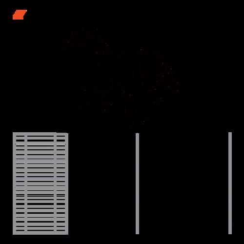 CS-800P SN: C30812001001 - C30812999999 - Chain Brake Parts lookup