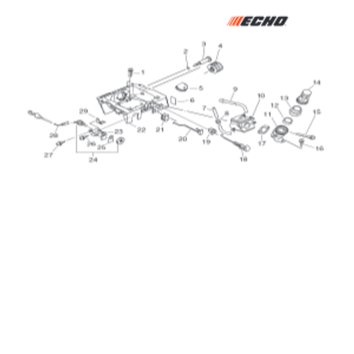 CSG-680 SN C02004001001 - C02004999999 - Intake Parts lookup