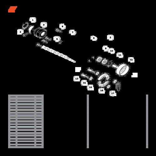 SHC-266 SN T44012001001 - T44012999999 - Fan Case SN: T44012010290 - T44012999999 Parts lookup