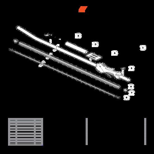 SHC-266 SN T44012001001 - T44012999999 - Main Pipe SN: T44012001001 - T44012010289 Parts lookup