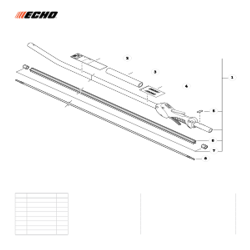 SHC-266 SN T44012001001 - T44012999999 - Main Pipe SN: T44012010290 - T44012999999 Parts lookup