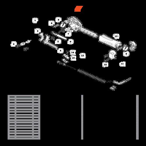 SHC-266 SN T44012001001 - T44012999999 - Control Handle SN: T44012001001 - T44012006493 Parts lookup
