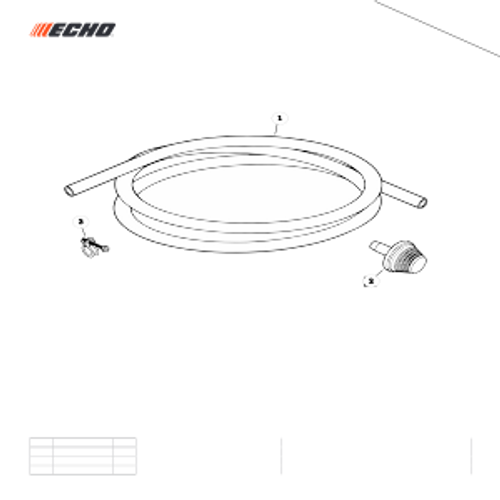 WP-1000 SN: W15103_121917 - Suction Hose Parts lookup