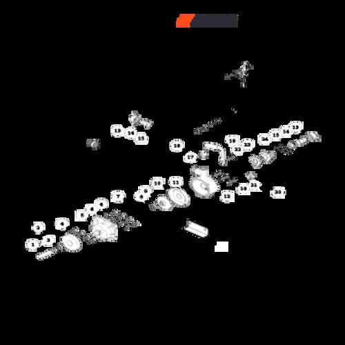 WP-1000 SN: W15103_121917 - Pump Parts lookup
