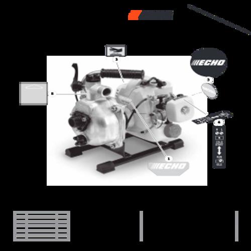 WP-1000 SN: W15103_121917 - Labels Parts lookup