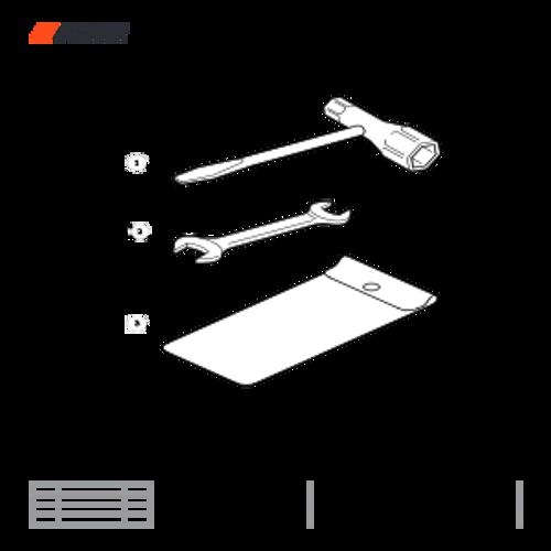 WP-1000 SN: W15103_121917 - Tools Parts lookup