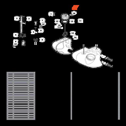 ES-255 SN: P07213001001 - P07213999999 - Fuel System S/N: P07213001001 - P07213003956 Parts lookup