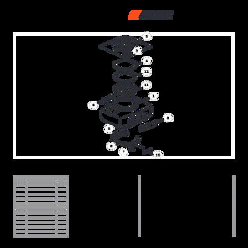 MB-580 SN: D02026001001 - D02026999999 - Chemical Tank Parts lookup