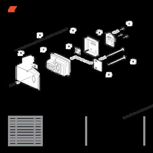 TC-210 SN: E14712001001 - E14712999999 - Exhaust Parts lookup