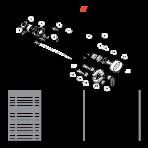 PE-266 SN T41813001001 - T41813999999 - Fan Case S/N T41813001029 - T41813999999 Parts lookup
