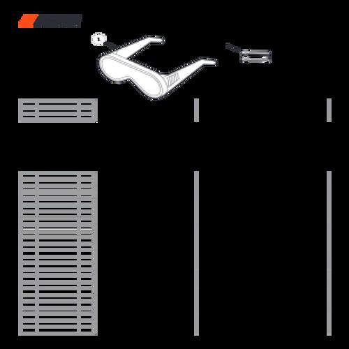 PE-2620 SN T89715001001 - T89715999999 - Tools Parts lookup