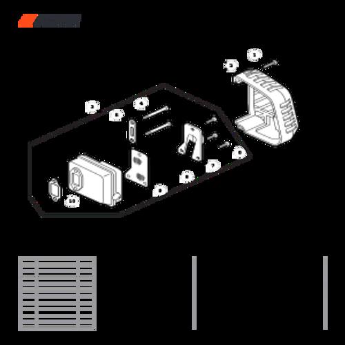 CS-303T SN C26213001001 - C26213999999 - Exhaust Parts lookup