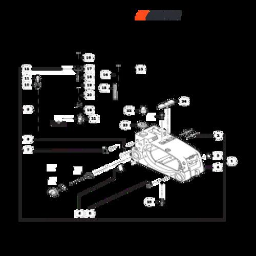CS-303T SN C26213001001 - C26213999999 - Fuel System Parts lookup