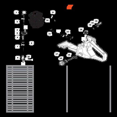 CS-400F SN C27812001001 - C27812999999 - Fuel System Parts lookup