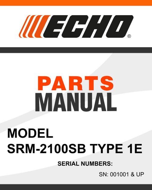 Echo-SRM-2100SB TYPE 1/1E-owners-manual.jpg