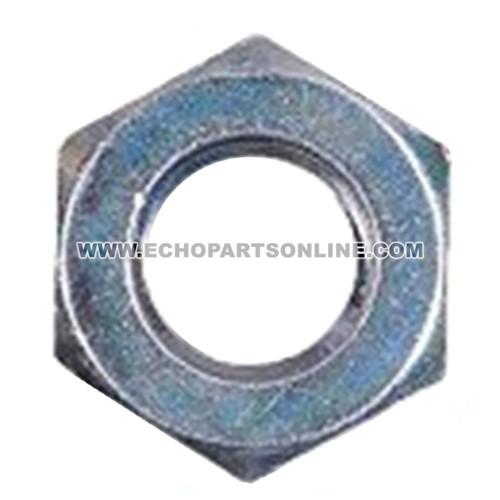 ECHO 90051300010 - NUT 10X1.25 LH - Image 1