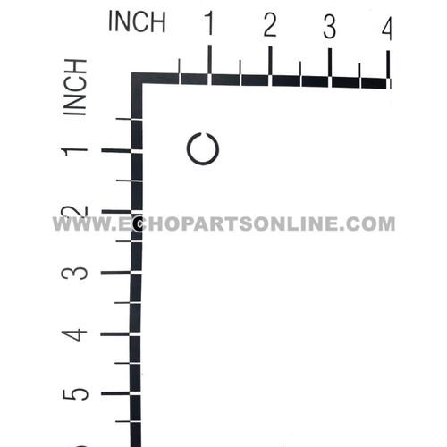 ECHO 90070600012 - CIRCLIP - Image 2