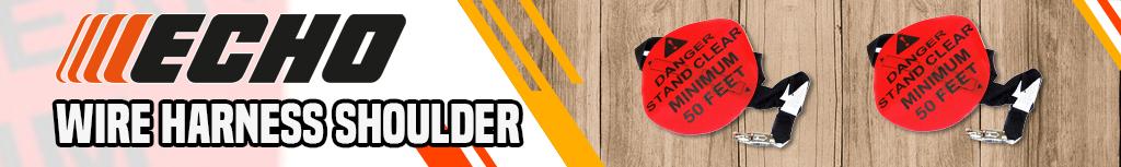 Echo Leaf Blower Wire Harness Shoulder