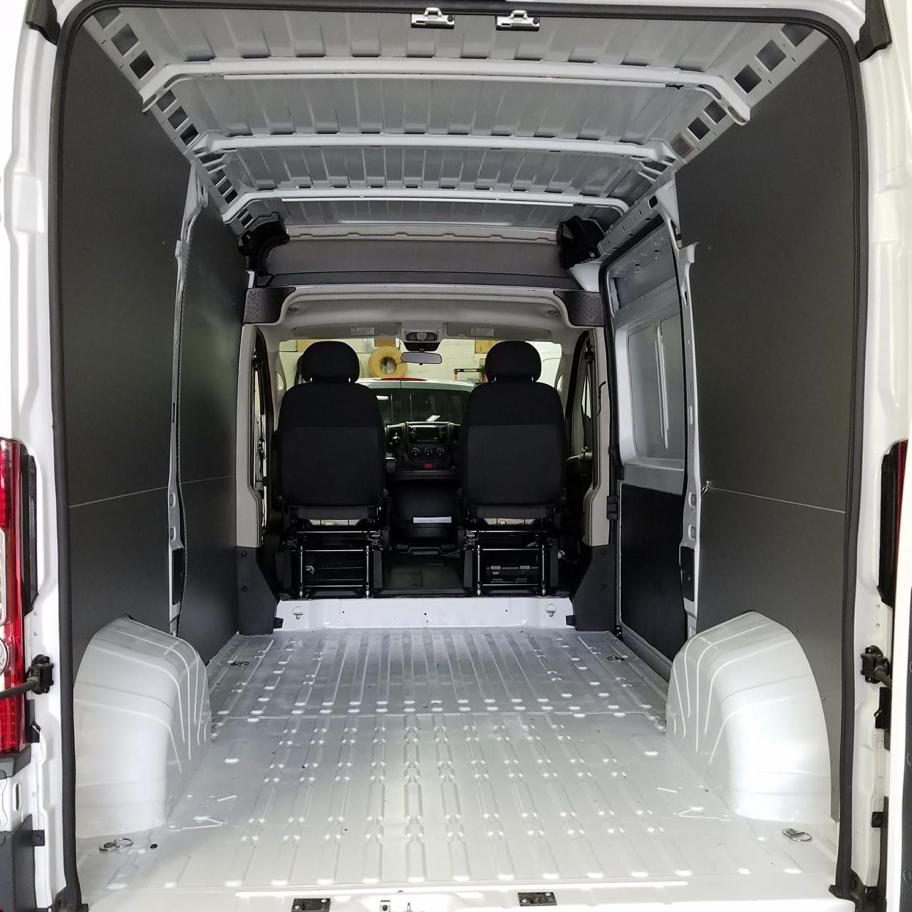 Insulated Promaster Van Wall Liners Advantage Outfitters