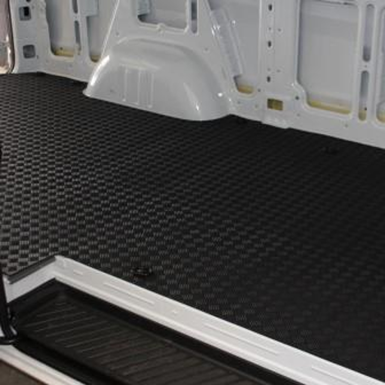 Rubber Floor Mat >> Mercedes Sprinter Van Rubber Floor Mat Advantage Outfitters