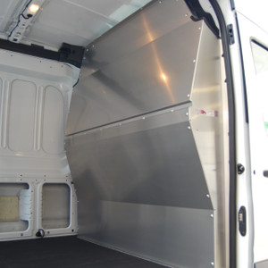 Transit Van Partitions | Advantage Outfitters