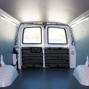 Savana Express Commercial Van Wall Liners Advantage