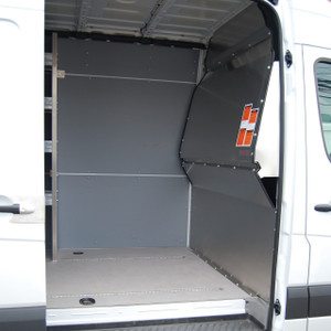 Commercial Van Partitions for Trade and Work Vans