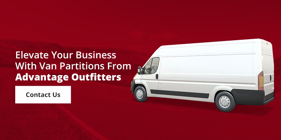 Elevate Your Business With Van Partitions From Advantage Outfitters