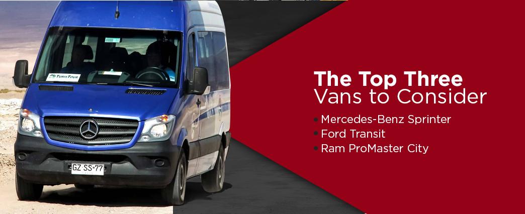 top vans to buy