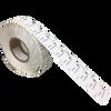 """TagMatiks Pre-printed/Pre-encoded On Metal Labels- 1.8"""" x 0.7"""" (TAG-K-LBL-OM-1807)"""