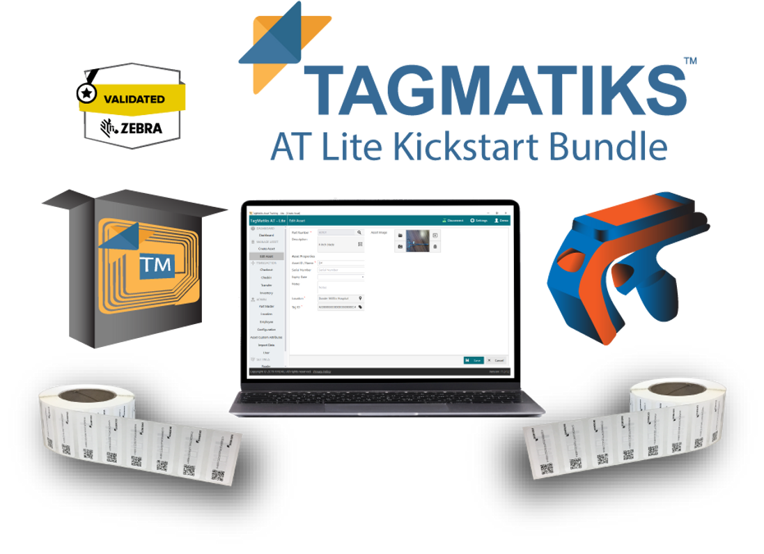 TagMatiks AT Lite Bundle Overview