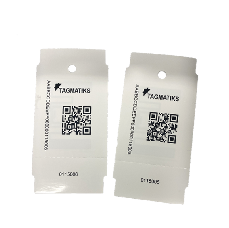 TagMatiks RFID Hang Tag Overview