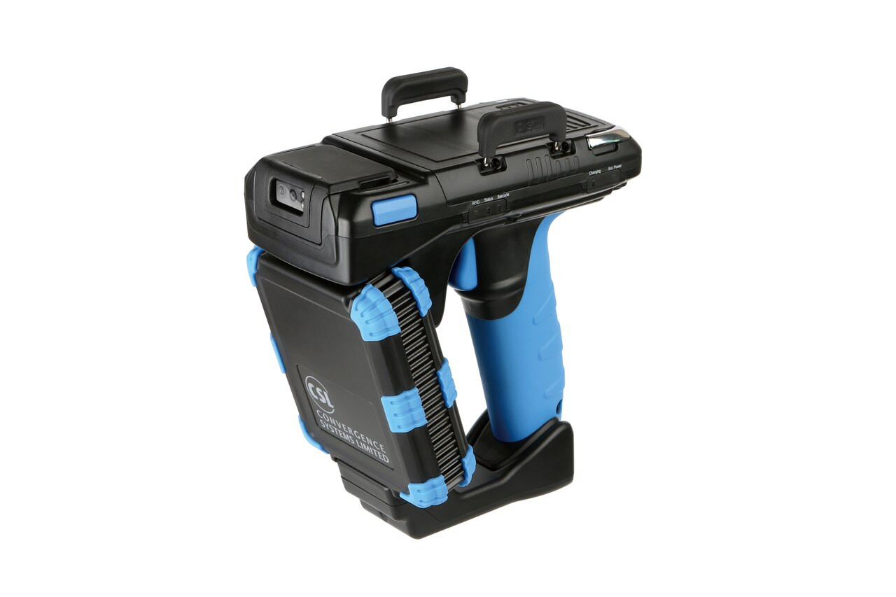 CSL CS108 Sled Handheld for RFID/2D Barcode