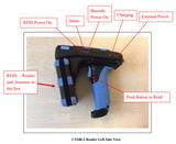 The Basics of Setting up the CS108 Handheld Reader