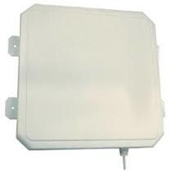 Laird RHCP 10x10 Flush Mount Antenna w. 12 in. Pigtail RP-TNC(F) - US (R9029F12RTF)
